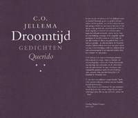 Droomtijd   C.O. Jellema  