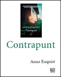 Contrapunt - grote letter   Anna Enquist  
