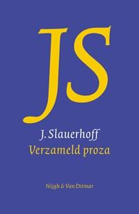 Verzameld proza | J. Slauerhoff |