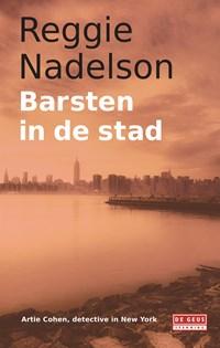Barsten in de stad | Reggie Nadelson |