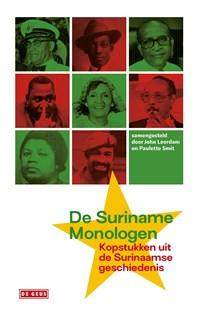 De suriname-monologen | Diverse auteurs |