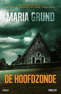De hoofdzonde | Maria Grund |