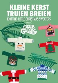 Kleine kersttruien breien | Marieke Voorsluijs |