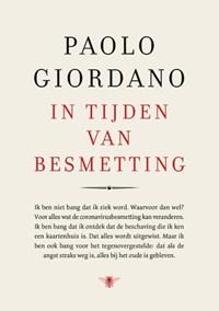 In tijden van besmetting   Paolo Giordano  