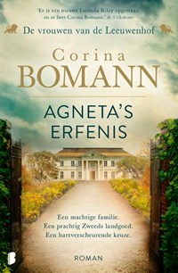 Agneta's erfenis | Corina Bomann |
