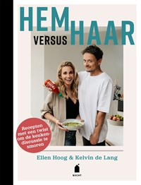 Hem versus haar   Ellen Hoog ; Kelvin de Lang  