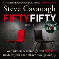 Fiftyfifty | Steve Cavanagh |