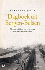 Dagboek uit Bergen-Belsen   Renata Laqueur ; Saskia Goldschmidt   9789029094511