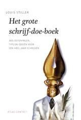 Het grote schrijf-doe-boek   Louis Stiller   9789045706122