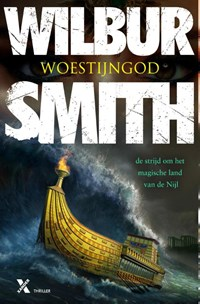 Woestijngod | Wilbur Smith |
