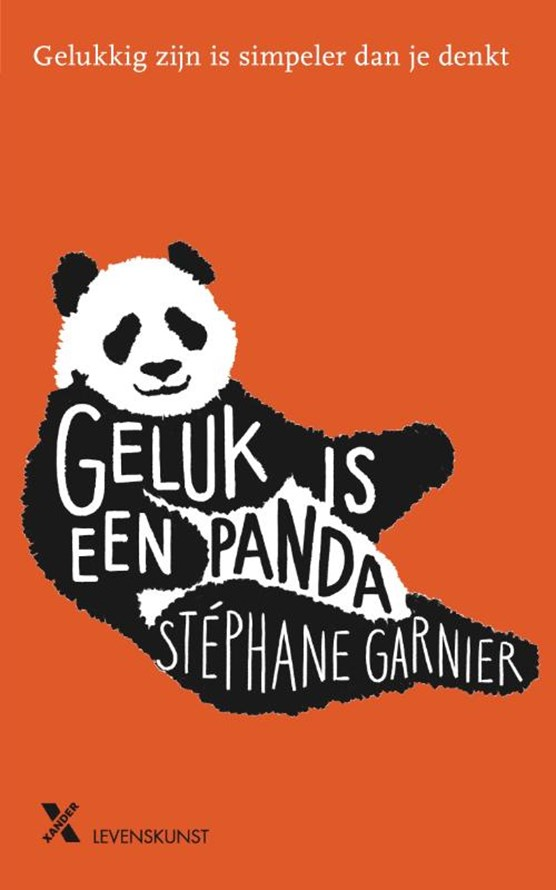 Geluk is een panda