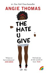 The hate u give | Angie Thomas | 9789041713629