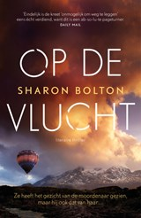 Op de vlucht | Sharon Bolton | 9789400511262