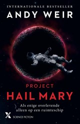 Project Hail Mary   Andy Weir ; Frank van der Knoop   9789401614078