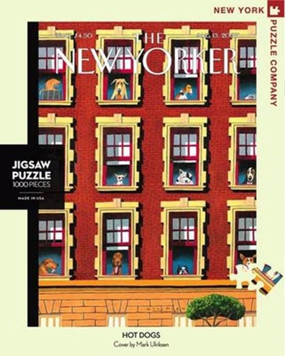 Puzzel New Yorker (1000 stukjes)
