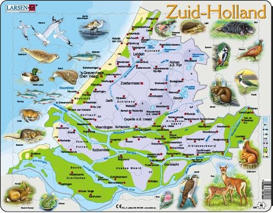 Laren puzzel- Zuid Holland- K90
