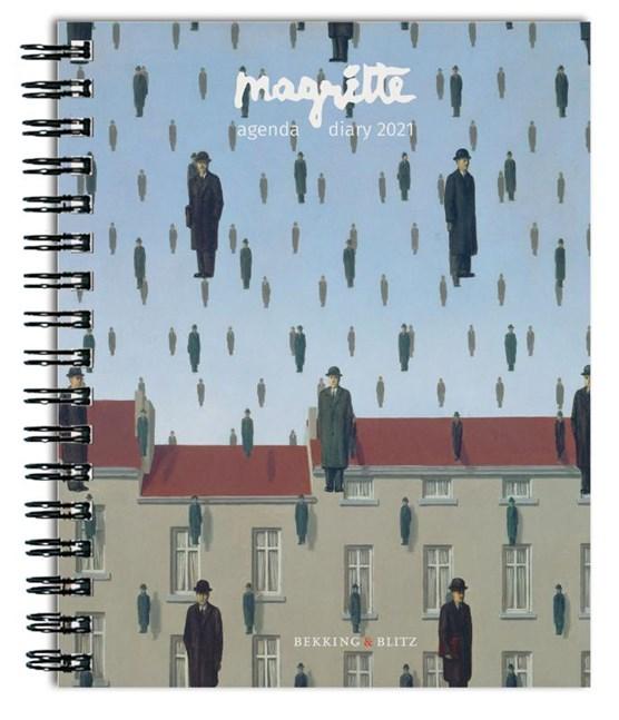 Magritte weekagenda 2021