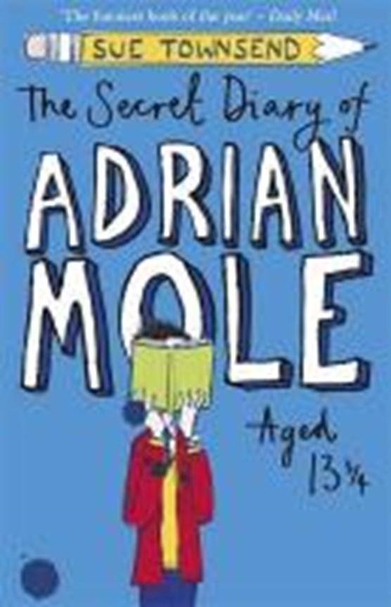 Secret diary of adrian mole aged thirteen and three quarts