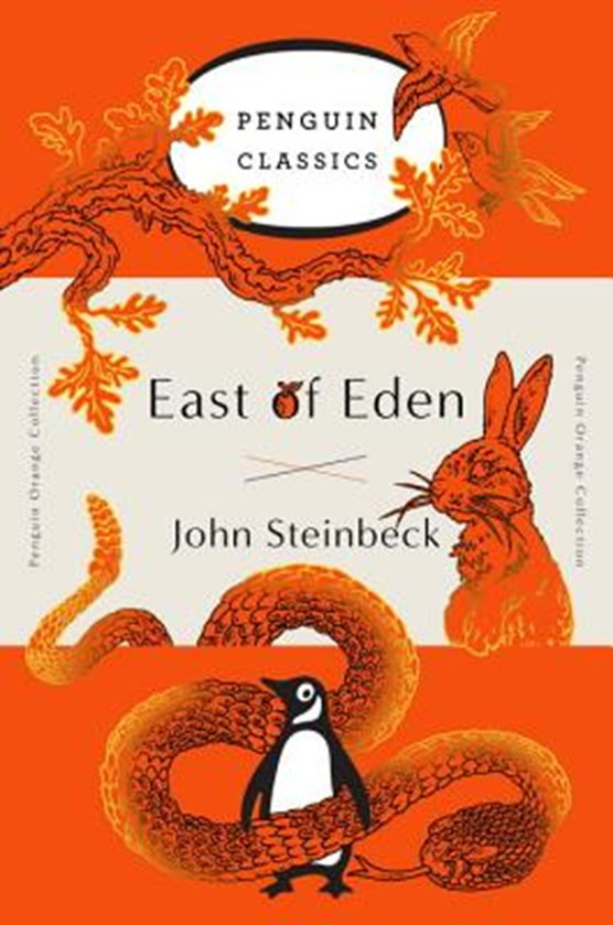 Penguin orange collection East of eden