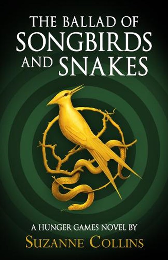 The hunger games The ballad of songbirds and snakes