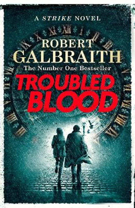 Cormoran strike (05): troubled blood