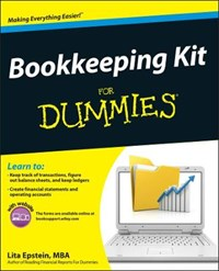 Bookkeeping Kit For Dummies | Lita Epstein |