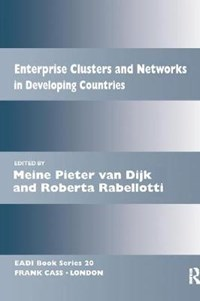 Enterprise Clusters and Networks in Developing Countries | Meine Pieter van Dijk |