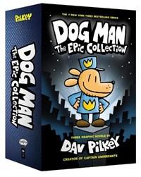 Dog Man 1-3: The Epic Collection | Dav Pilkey |