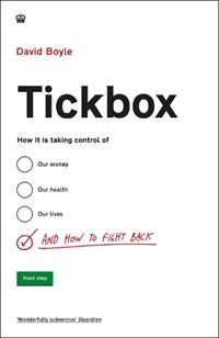Tickbox | David Boyle |