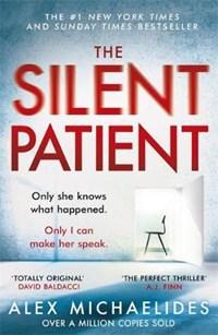 Silent patient | Alex Michaelides |