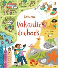 Vakantie doe-boek   auteur onbekend  