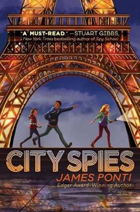 City Spies, Volume 1