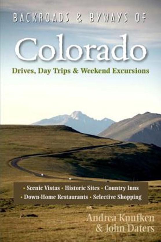 Backroads & Byways of Colorado