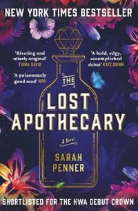 The Lost Apothecary | Sarah Penner |