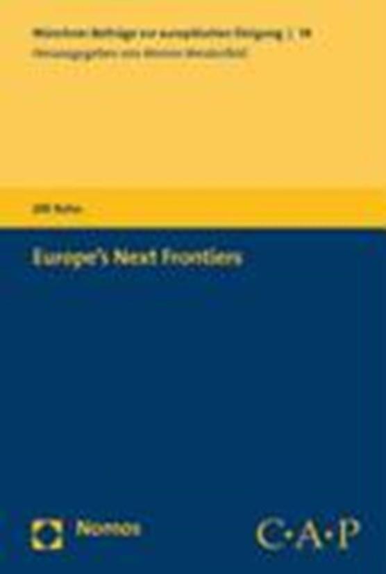 Europe's Next Frontiers