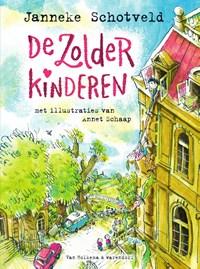 De zolderkinderen | Janneke Schotveld |