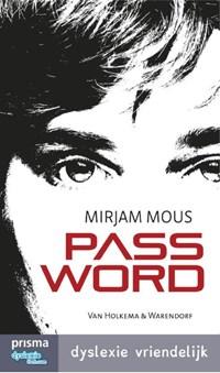 Password | Mirjam Mous |