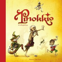 Pinokkio | Iris Boter ; Efteling |