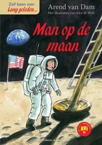 De man op de maan   Arend van Dam  