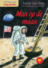 De man op de maan | Arend van Dam |