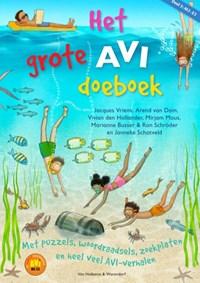 Het grote AVI doeboek Deel 3   auteur onbekend  