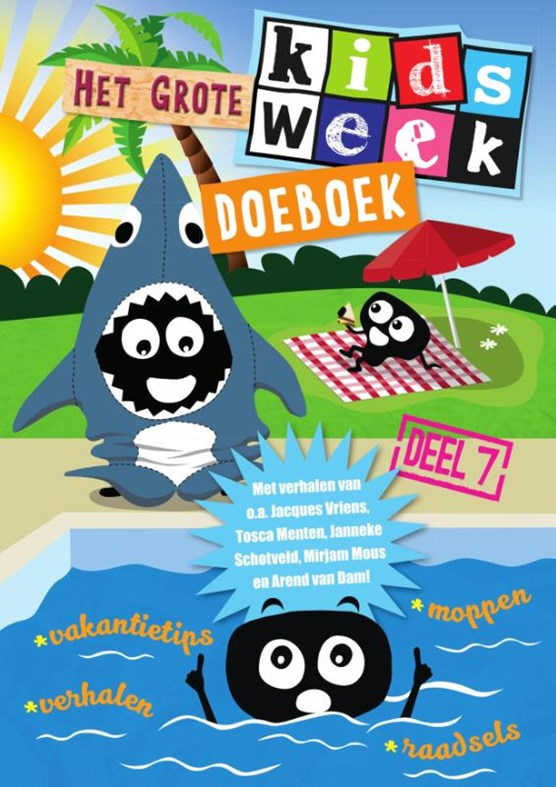 Het grote Kidsweek doeboek
