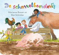 De scharrelboerderij | Marianne Busser ; Ron Schröder |