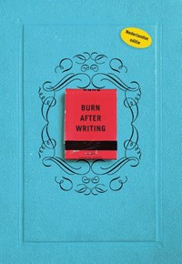 Burn after writing | Sharon Jones |