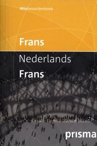 Prisma miniwoordenboek Frans | Prisma redactie |