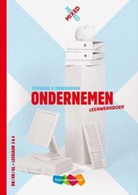 Ondernemen vmbo Leerwerkboek   Joyce Houtepen  