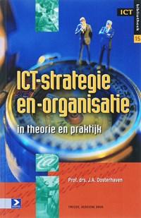 ICT bibliotheek ICT-strategie en -organisatie | J. Arno Oosterhaven |