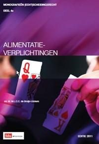 Alimentatieverplichtingen | M.L.C.C. de Bruijn-Lückers |