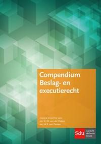 Compendium Beslag- en executierecht   S.J.W. van der Putten ; M.R. van Zanten  