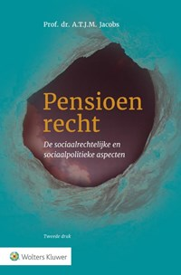 Pensioenrecht | A.T.J.M. Jacobs |